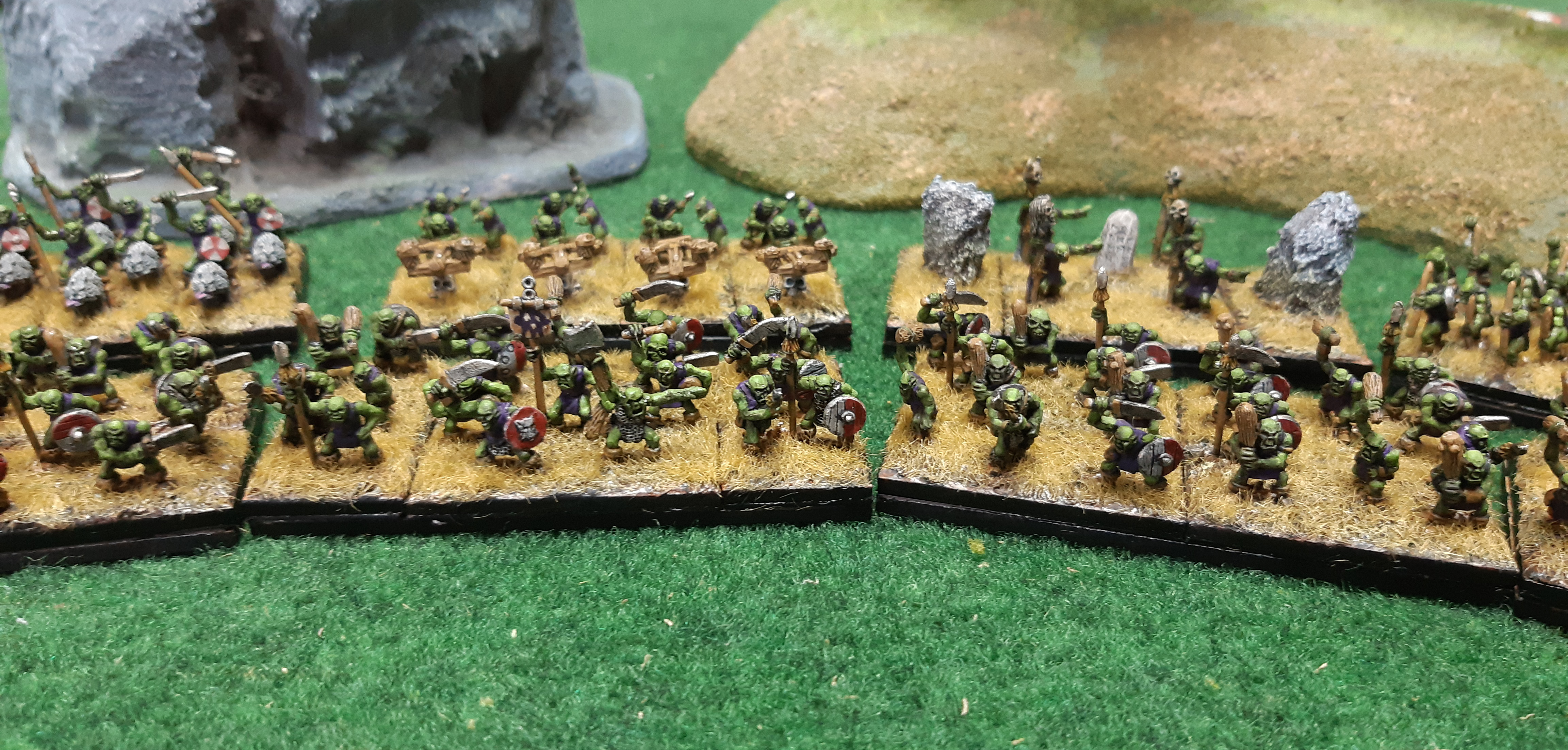 10mm Orc Army #3 by spea6712