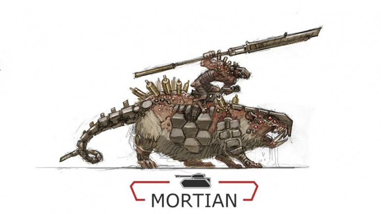 Mortian Cyberrats