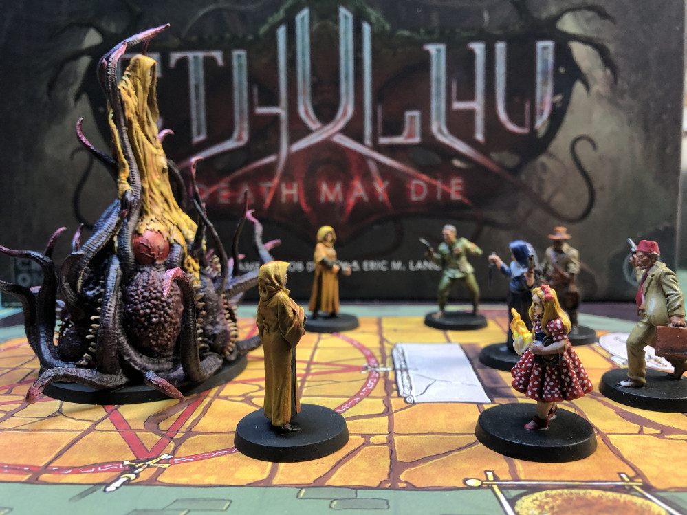 On the Trail of Cthulhu