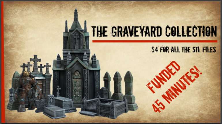 The Graveyard Collection