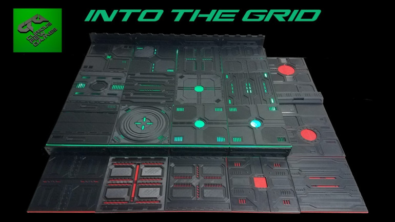 Into the Grid
