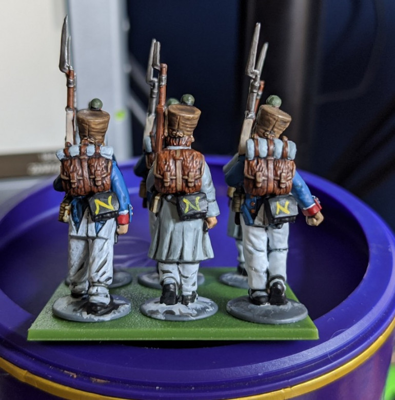 Mucking about in Napoleonics