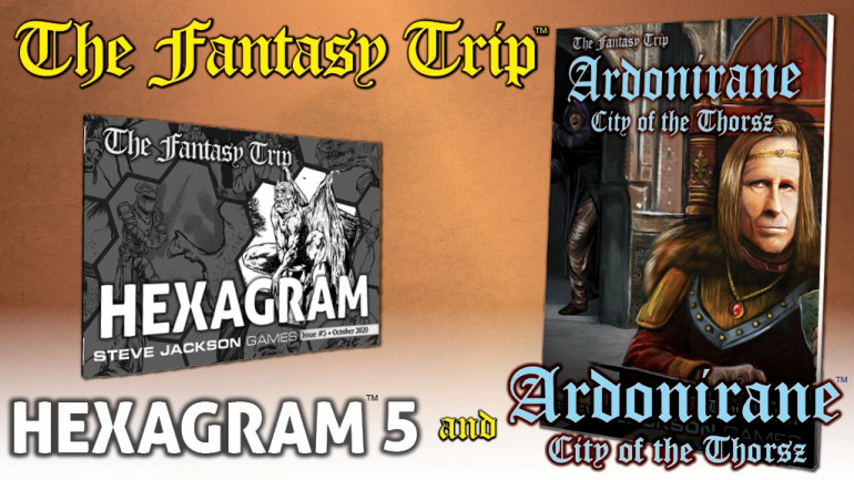 The Fantasy Trip: Hexagram #5 and Ardonirane
