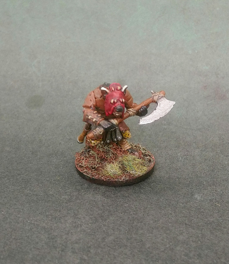 You can take Juan from the Gnolls...