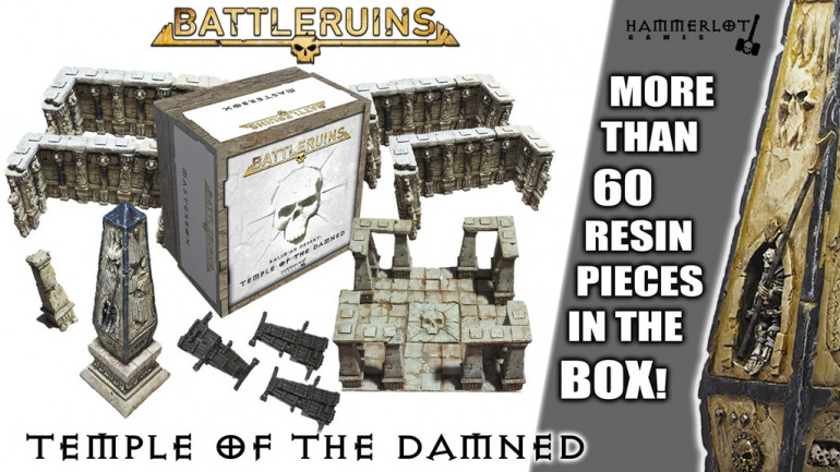 Battleruins: Temple of the Damned
