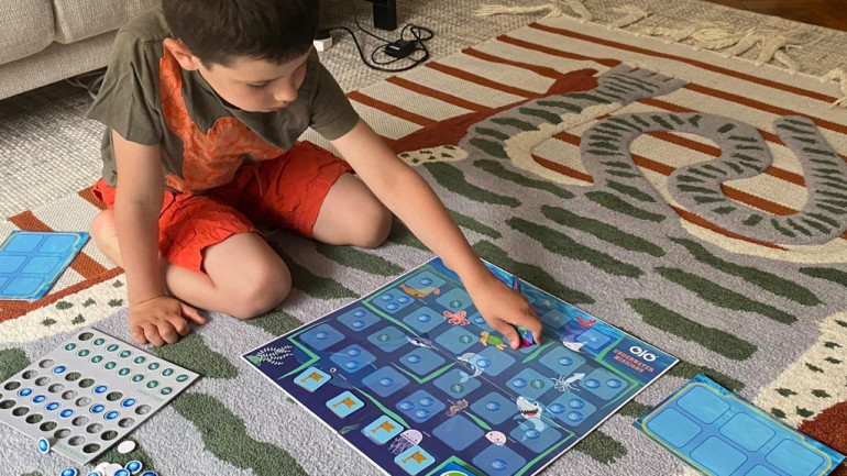 Underwater Missions Board Game