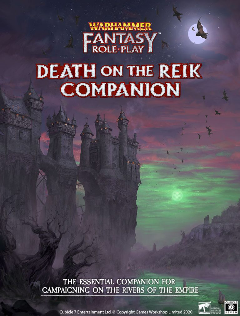 Death On The Reik Companion Cover - Warhammer Fantasy Role-Play.jpg