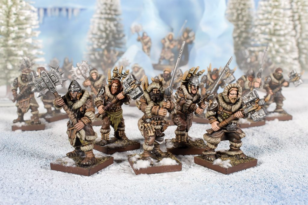 Northern Alliance Clansmen - Kings Of War.jpg