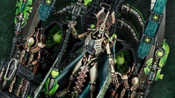 40K Necron Lords & Space Marines Specialists Coming Soon