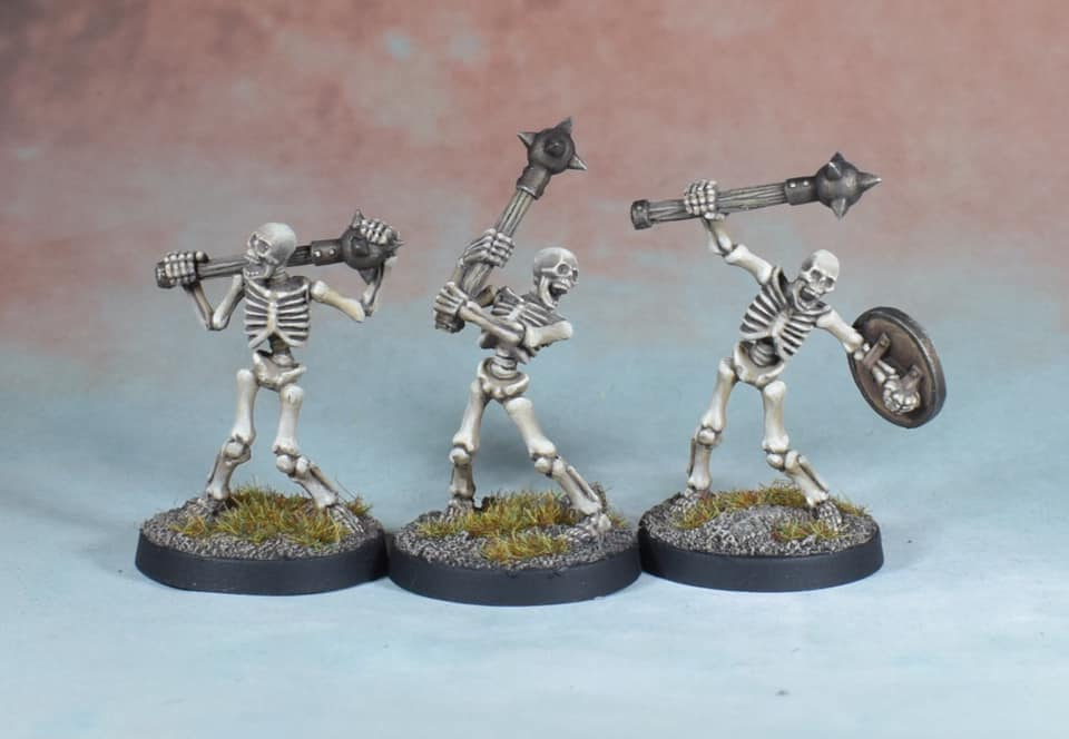 Skeletons With Maces - Crooked Dice.jpg