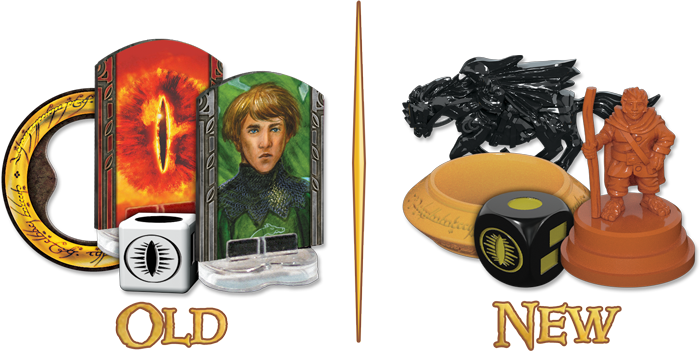 The Lord Of The Rings Anniversary Edition Upgrades - Fantasy Flight Games.png