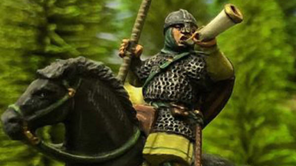 Take Command Of Your Normans With Warlord Games