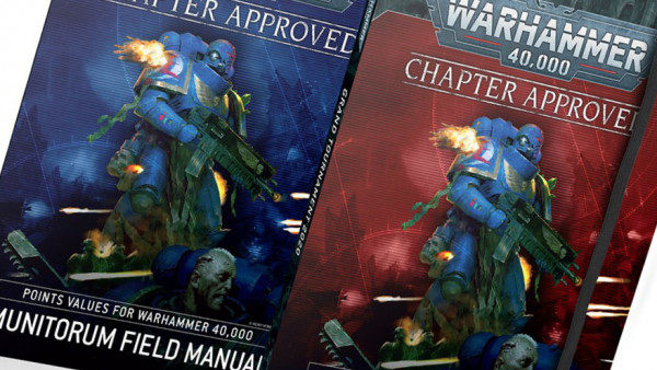 Warhammer 40K Chapter Approved, Tabletops & Objectives On The Way