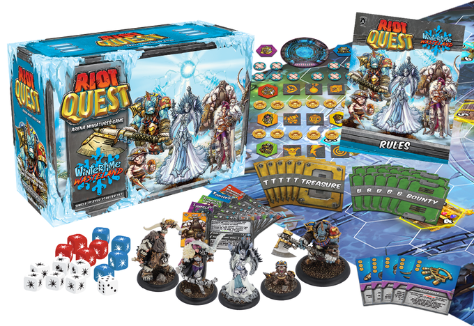 Riot Quest Winter Wasteland - Privateer Press.png