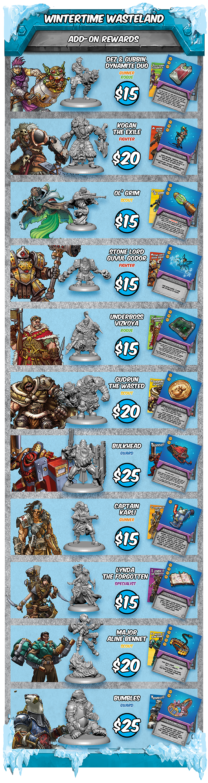 Riot Quest Winter Wasteland Add-Ons - Privateer Press.png
