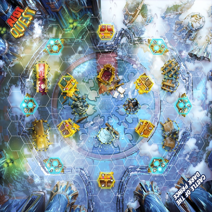 Riot Quest Winter Wasteland Mat - Privateer Press.png