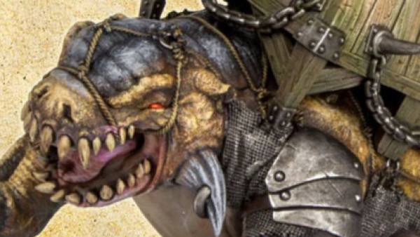 Shieldwolf Miniatures Show Off Mighty Monsters & Artillery
