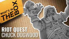 Unboxing: Riot Quest – Chuck Dogwood