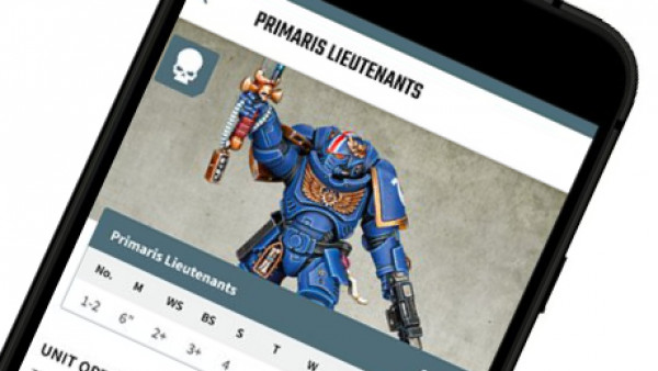 Games Workshop Discuss The New Warhammer 40K App