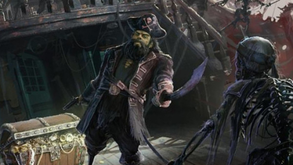 Pirates Of The Dread Sea Now Ready For Release