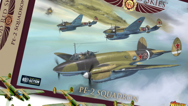 New Ace Pilots & Fighters Released For Warlord's Blood Red Skies