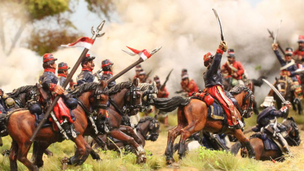 Brand New Cavalry Options For War Of The Triple Alliance
