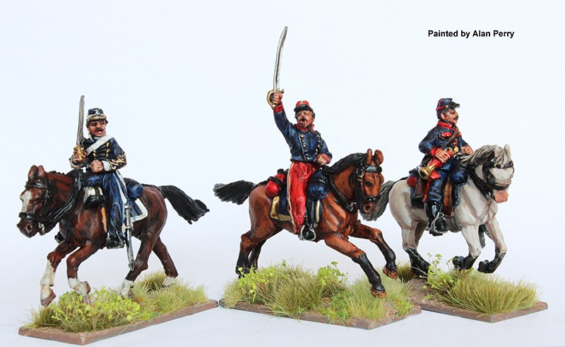 Wars Of The Triple Alliance Cavalry #3 - Perry Miniatures.jpg