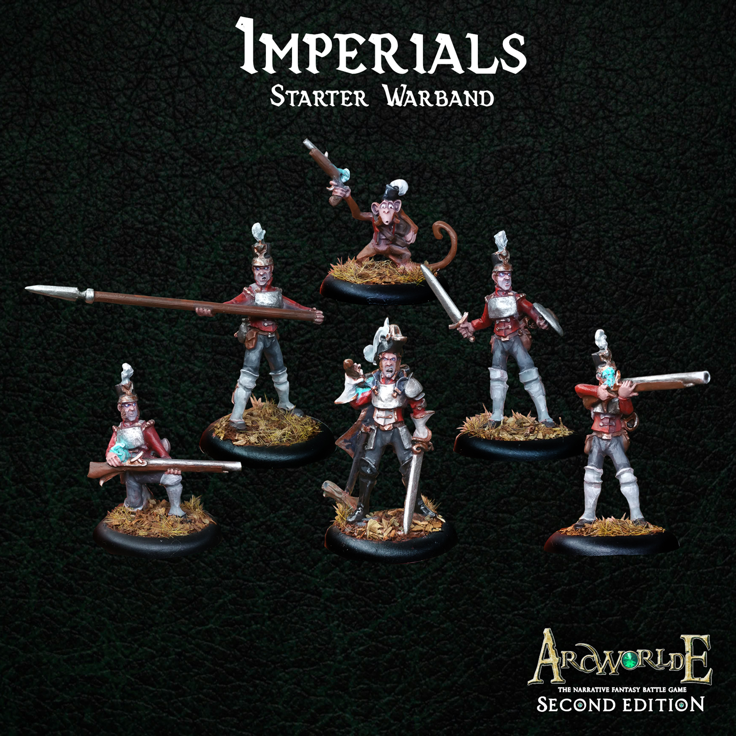Imperials Warband Full - Warploque Miniatures.jpg