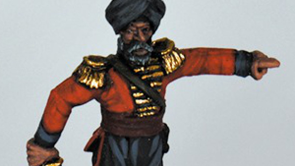 Studio Miniatures Add To Their Sikh Wars Army