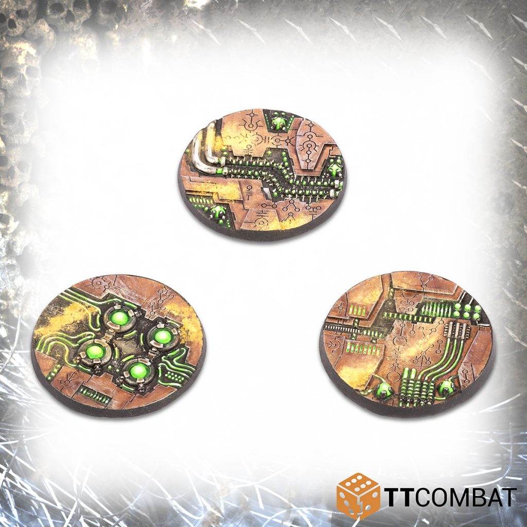 50mm Tomb World Bases - TTCombat.jpg