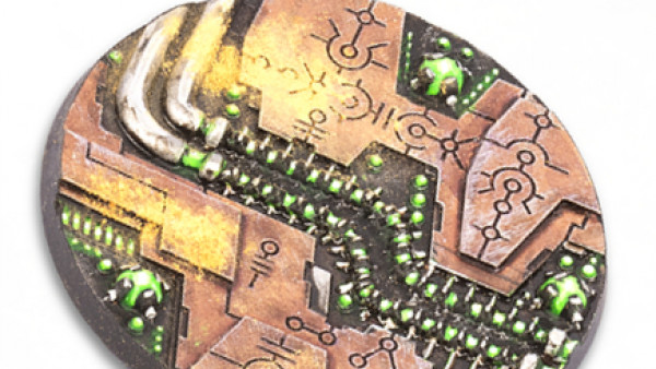 TTCombat Unearth Tomb World Bases For Necron Armies