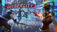 Fragging Unicorns' Gang Of The Undercity Kickstarter Now Live!