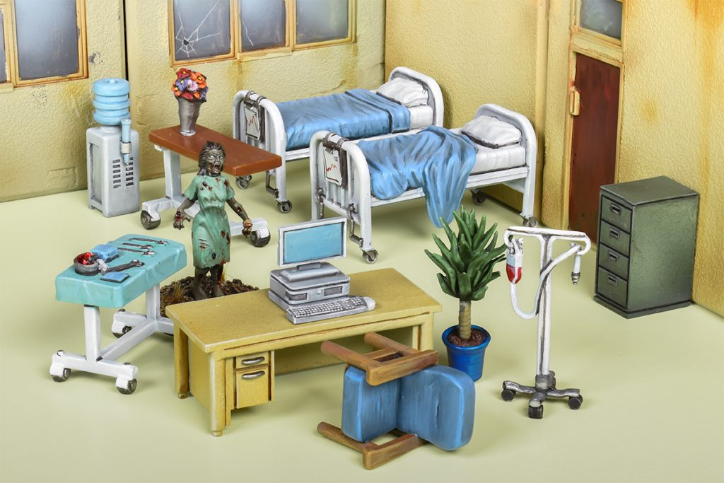Terrain Crate Hospital - Mantic Games.jpg