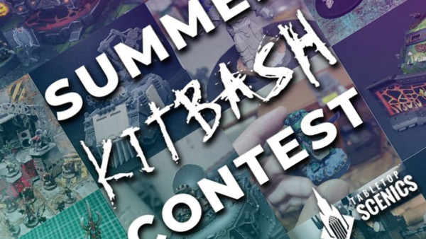 Kromlech Launch Their Summer Kitbash Contest & A Sneak Peek!