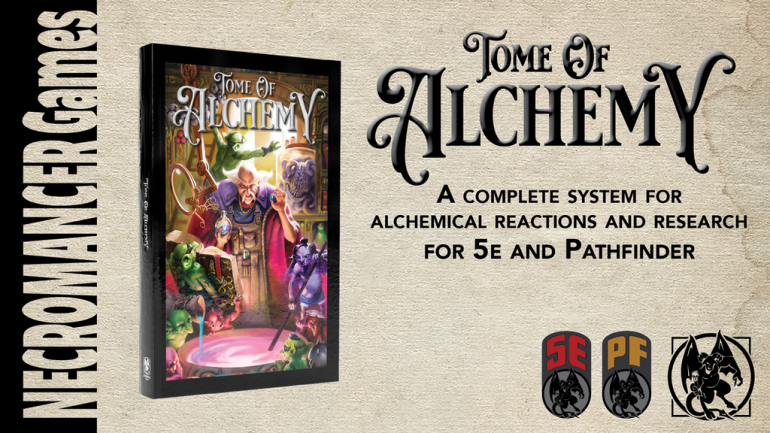 Tome of Alchemy: Magic Item and Potion Creation for 5e
