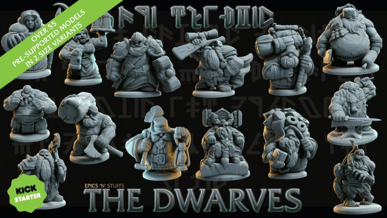 Epics N Stuffs - The Dwarves V2