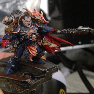 Again, not a Primarch but....
