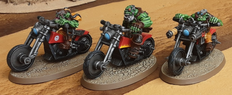 Sons of Orkony, or the guys from the gas station