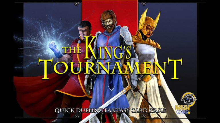 The King's Tournament Card Game