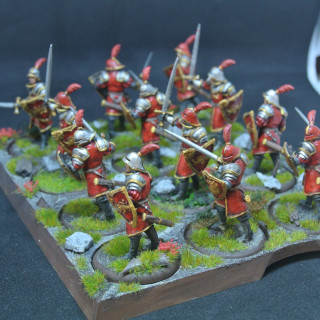 Lanister guardsmen/soldiers