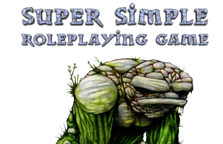 Super Simple Roleplaying Game