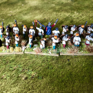 The Auxilia (and making your own transfers with Lloyd's help!)