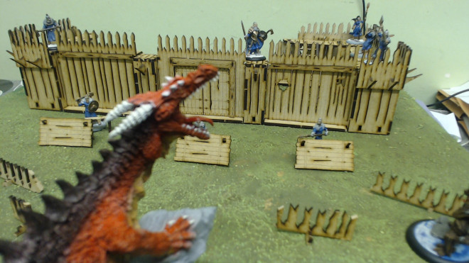Keighley Table Top Combat Weds Wargamers