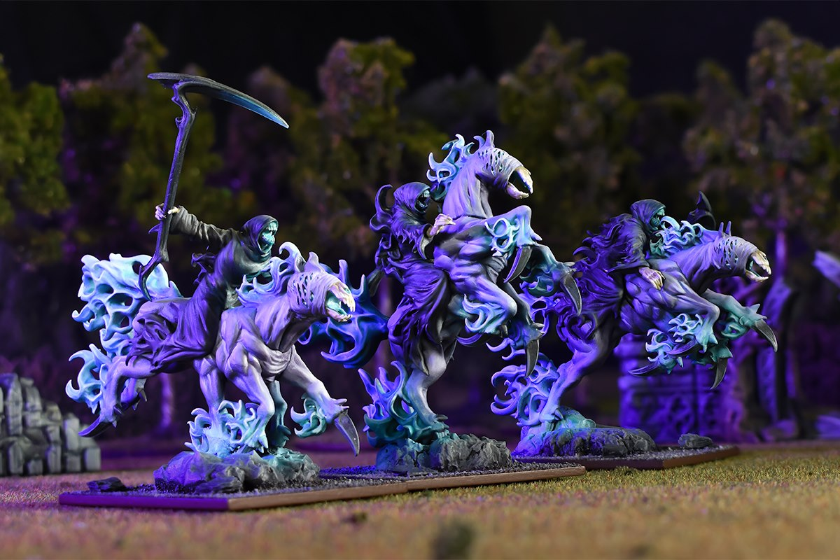 Nightstalker Soulflayers - Kings Of War