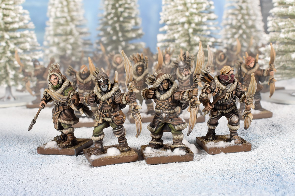 Northern Alliance Pack Hunters - Kings Of War