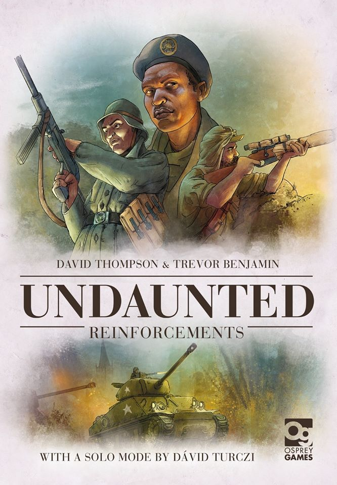 Undaunted Reinforcements - Osprey Games