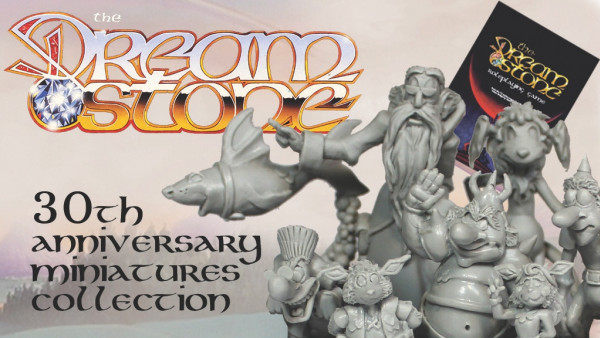Relive Your Youth With The Dreamstone RPG & Boardgame