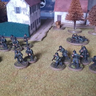 Second Infantry Squad