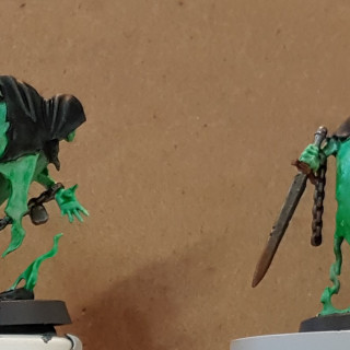 My first two Chainrasp Horde!