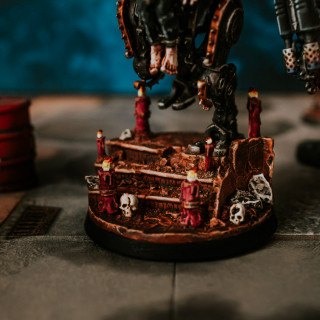 THE EMPEROR PROTECTS ~ PENITENT ENGINE COMPLETE